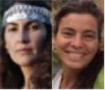 Marcela Lobos et Claudia Olea