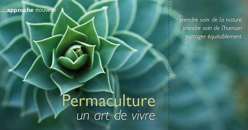 Permaculture un art de vivre for Rendement permaculture