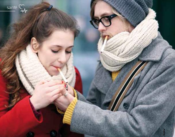 Comme nettoyer les bronches et les poumons après a cessé de fumer